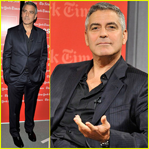 George Clooney: Times Talks with Alexander Payne!