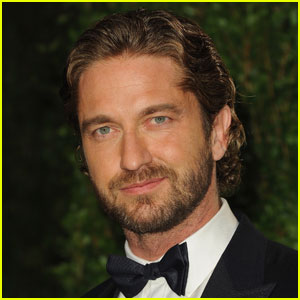Gerard Butler Books A 'Brilliant' Role