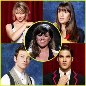 'Glee' Covers Kelly Clarkson's 'Stronger' - FIRST LISTEN