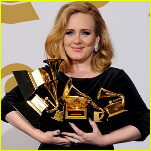 2012 Grammy Awards: Huge Ratings!