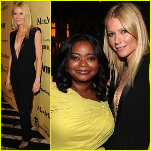 Gwyneth Paltrow: Women in Film Pre-Oscar Party!