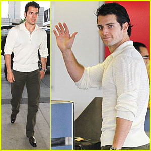 Henry Cavill: Later, L.A.!
