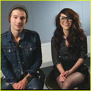 Cady Groves & Hot Chelle Rae Exclusive Interview - VIDEO