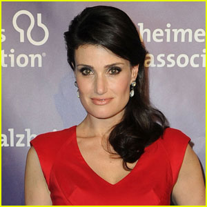 Idina Menzel Announces 2012 Tour Dates