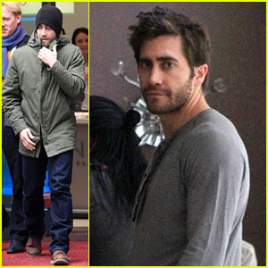 Jake Gyllenhaal: Hair Cut in Berlin!