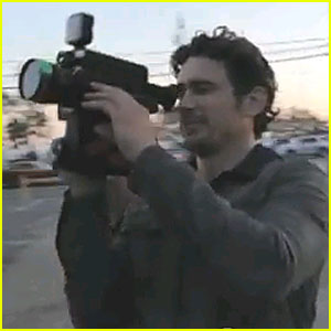 James Franco: 7 For All Mankind Video!