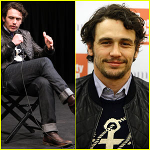 James Franco: 'My Own Private River' Screening!