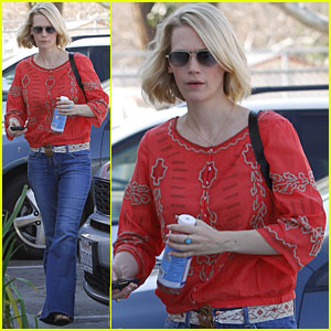 January Jones: Betty is Back!