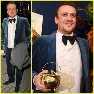 Jason Segel: Hasty Pudding's Man of the Year!