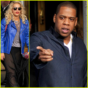 Jay-Z Debuts Rita Ora's New Song on Z100