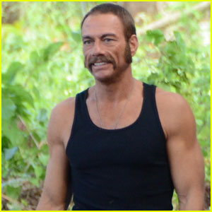 Jean-Claude Van Damme: 'Welcome to the Jungle' in Puerto Rico!