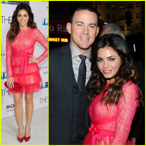 Channing Tatum & Jenna Dewan: 'The Vow' Premiere!
