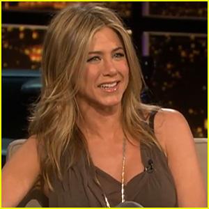 Jennifer Aniston: 'Chelsea Lately' Appearance!
