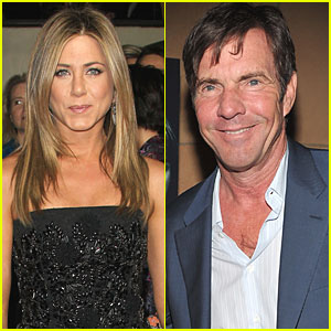 Jennifer Aniston: 'Switch' with Dennis Quaid?
