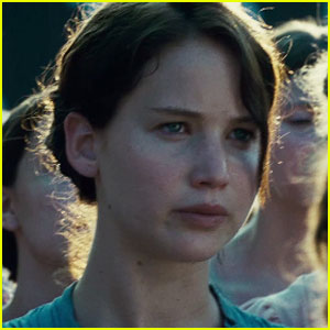 Jennifer Lawrence: New 'Hunger Games' Trailer!