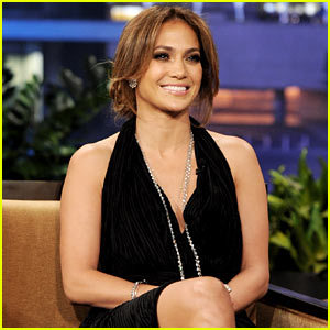 Jennifer Lopez: 'Tonight Show' Appearance!