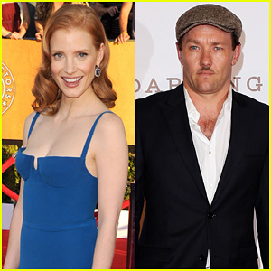 Jessica Chastain & Joel Edgerton: 'Eleanor Rigby' Co-Stars!