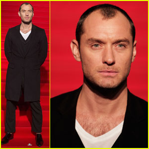 Jude Law: Robert Downey, Jr. Already Had His Baby?!