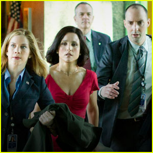 Julia Louis-Dreyfus: 'Veep' Trailer!
