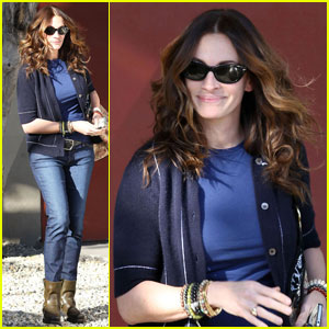 Julia Roberts: Meryl Streep's Daughter in 'August'