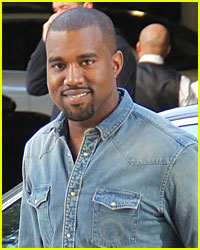 Where was Kanye West on Grammy Night?