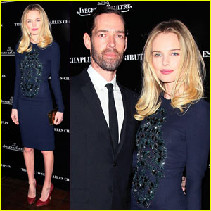 Kate Bosworth: Charlie Chaplin Oscar Anniversary!