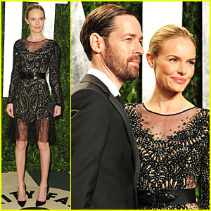Kate Bosworth - Vanity Fair Oscar Party