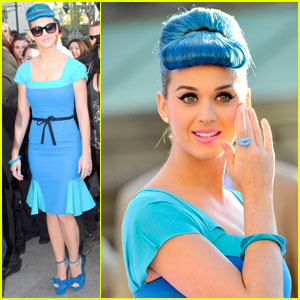 Katy Perry: Feeling Blue at The Americana