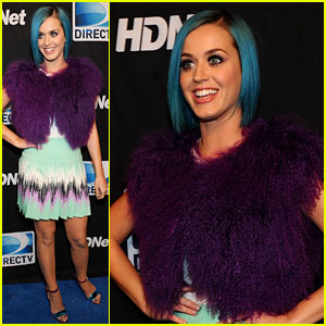 Katy Perry: Celebrity Beach Bowl After Party