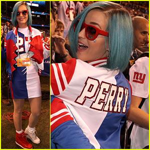 Katy Perry: Super Bowl Pregame Show!