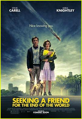 Keira Knightley: 'Seeking a Friend...' Trailer & Poster!