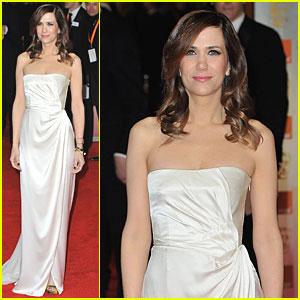 Kristen Wiig - BAFTAs 2012 Red Carpet
