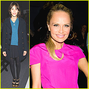 Kristin Chenoweth & Alexa Chung: Honor Fashion Presentation