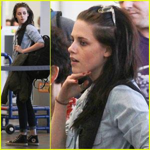 Kristen Stewart: Frequent Flyer