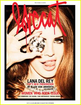 Lana Del Rey Covers 'Lovecat'