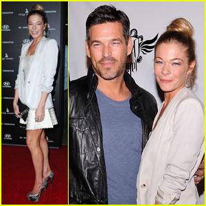 LeAnn Rimes & Eddie Cibrian: will.i.am Benefit!