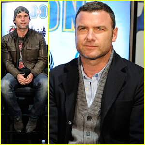 Liev Schreiber & Seann William Scott: 'Goon' Q&A in Toronto!