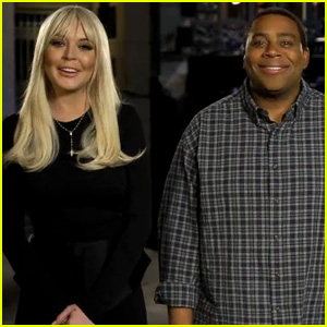 Lindsay Lohan: 'SNL' Promo Video!