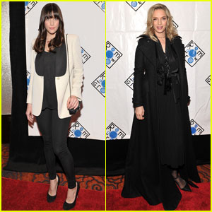 Liv Tyler & Uma Thurman: Room to Grow Gala!