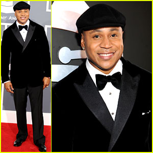 LL Cool J - Grammys 2012 Red Carpet