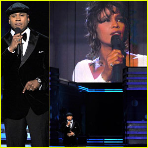 LL Cool J's Prayer for Whitney Houston at Grammys - VIDEO