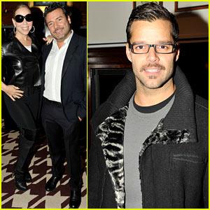 Mariah Carey & Ricky Martin: Wilfredo Rosado Preview Pair!