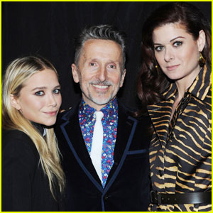 Mary-Kate Olsen & Debra Messing: Diet Pepsi Style Studio!
