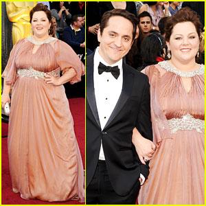 Melissa McCarthy - Oscars 2012 Red Carpet