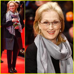 Meryl Streep: 'Iron Lady' Premiere in Berlin!