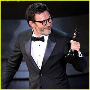 Michel Hazanavicius Wins Oscars' Best Director