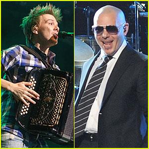 Michel Telo & Pitbull: JJ Music Monday!