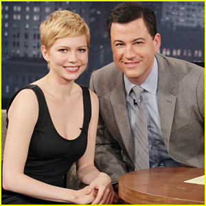 Michelle Williams: 'Jimmy Kimmel Live!' Interview
