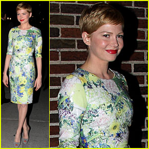 Michelle Williams: Oscar Nomination Caught Me Off Guard