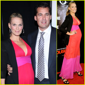 Molly Sims: Brainstorming Baby Names!